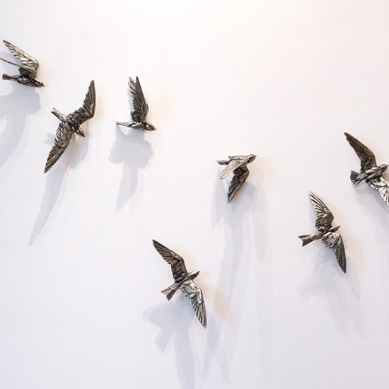 Bryce Pettit - Swallows (Latitude Series) (Stainless Steel)