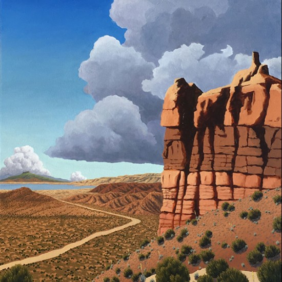 Doug West - Ghost Ranch Vision