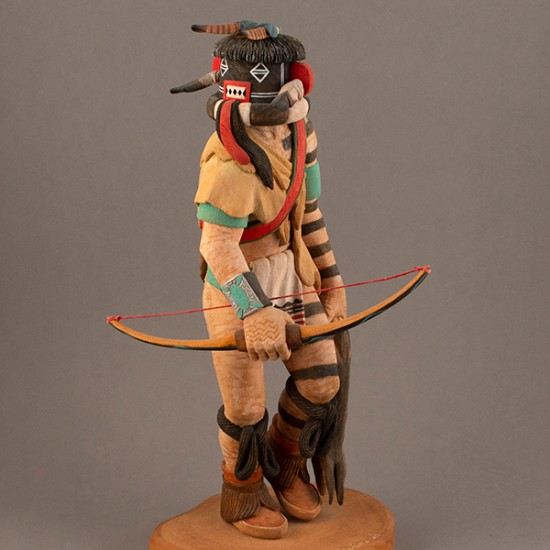Lowell  Talashoma - Left-Handed Kachina