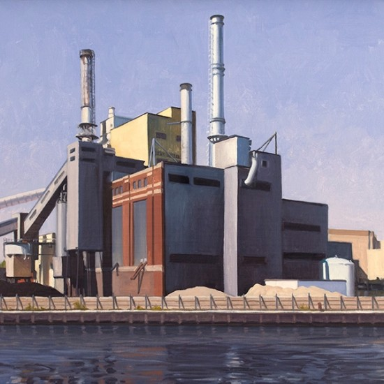 Stephen Magsig - Down River Power Plant