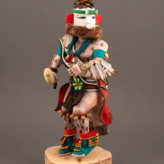 David Jensen - Yapa Mockingbird Kachina