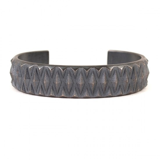 Maria Samora - Diamond Peak Mens' Cuff