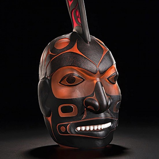 Preston Singletary - Killer Whale Mask