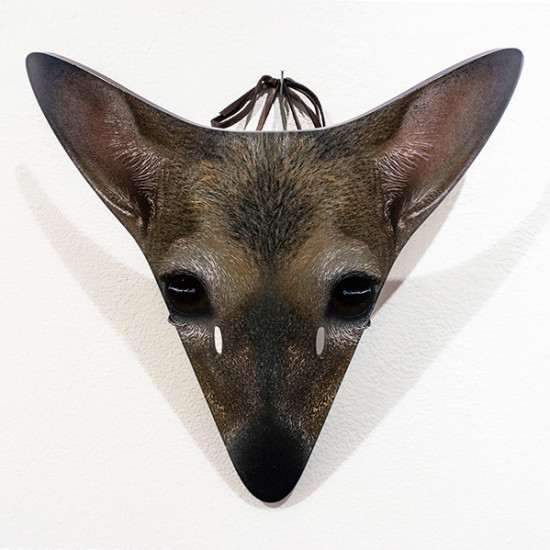 Suzanne Head - Deer Mask