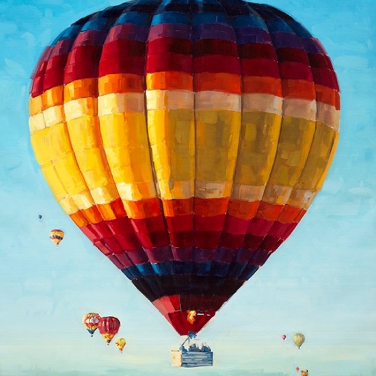 Santiago Michalek - Hot Air Balloons