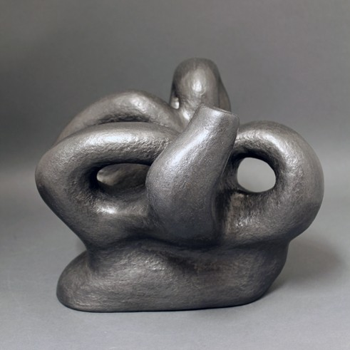 "Les Namingha - ""Form"" Study for Teapot"