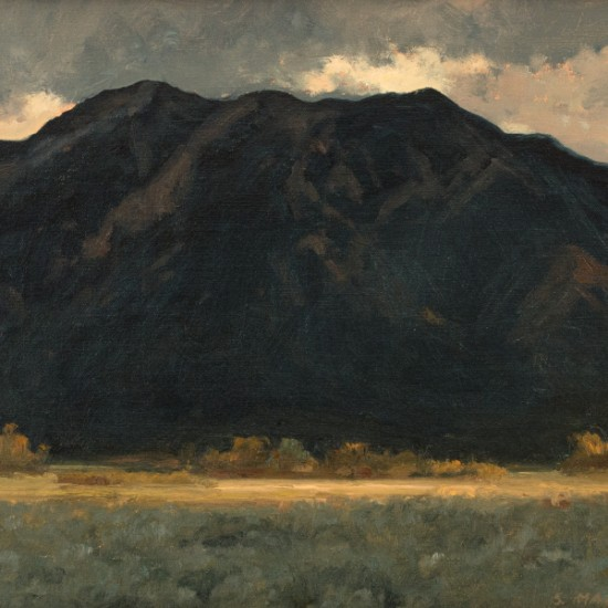 Stephen Magsig - Black Mountain, Arroyo Seco