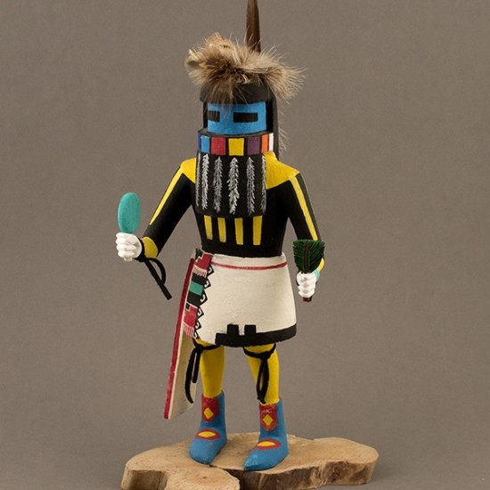 Unknown - Long Hair Kachina