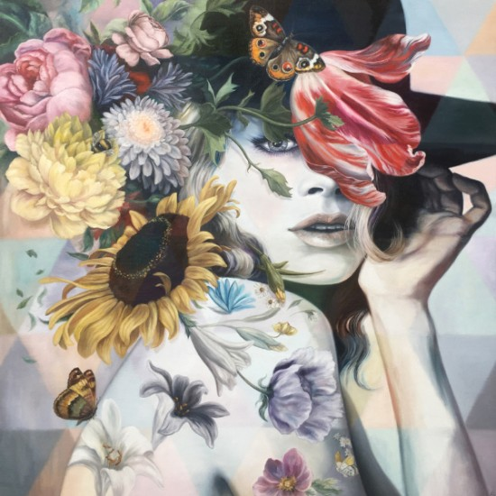Andrea  Peterson - In Bloom: New Paintings