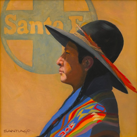 Roseta Santiago - Man from Zuni