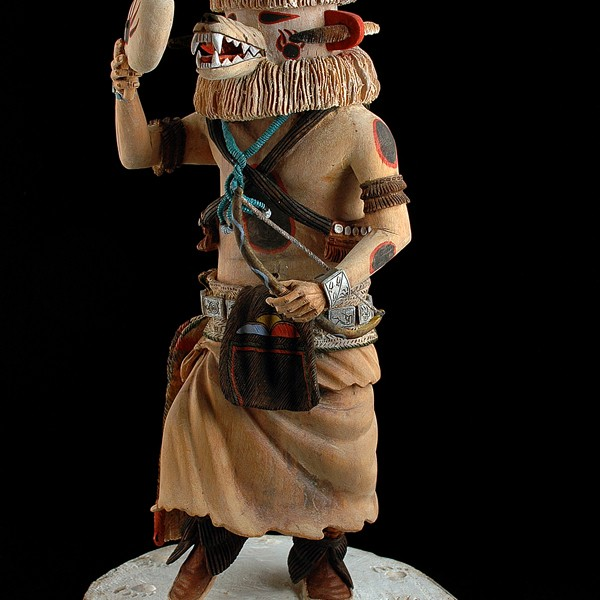 Ed Tewanema - Honan (Bear) Kachina