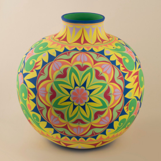 Lisa  Holt and Harlan Reano - Untitled Pot