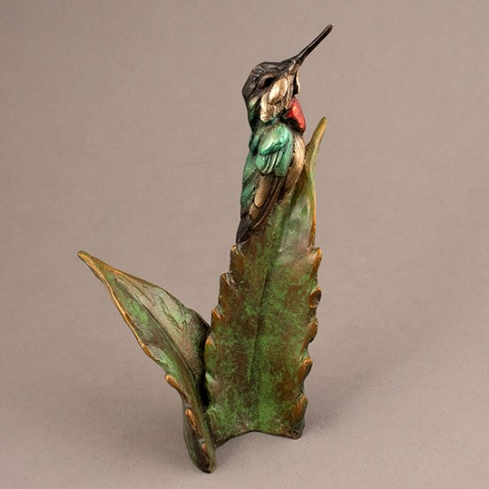 Bryce Pettit - Hummingbird on Agave