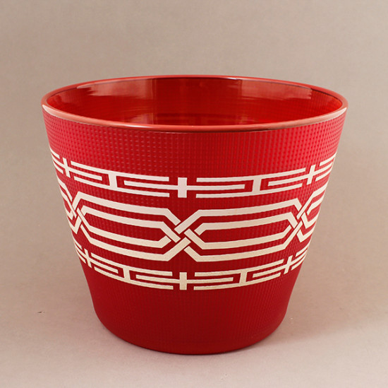 Preston Singletary - Cranberry/Red Basket #1