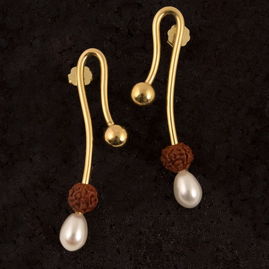 Lina Amariglio Weiss - Starstart Earrings