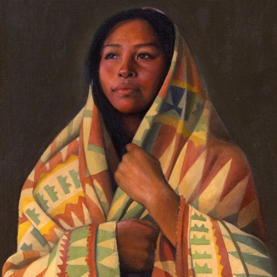 Roseta Santiago - Her Grandmother's Blanket