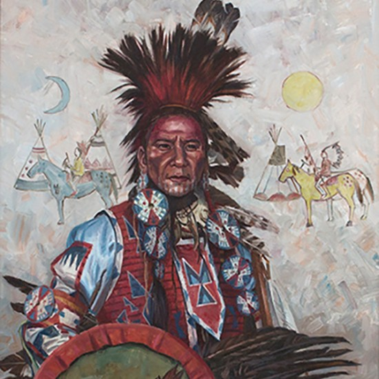 Hyrum Joe - A Dance for his Warrior Grandfathers