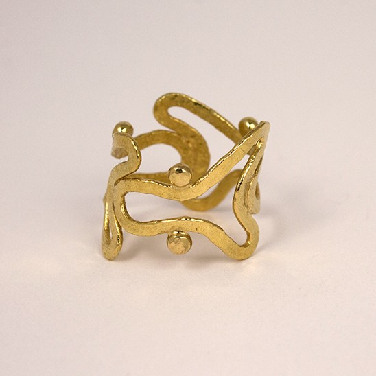 Lina Amariglio Weiss - In Motion Ring