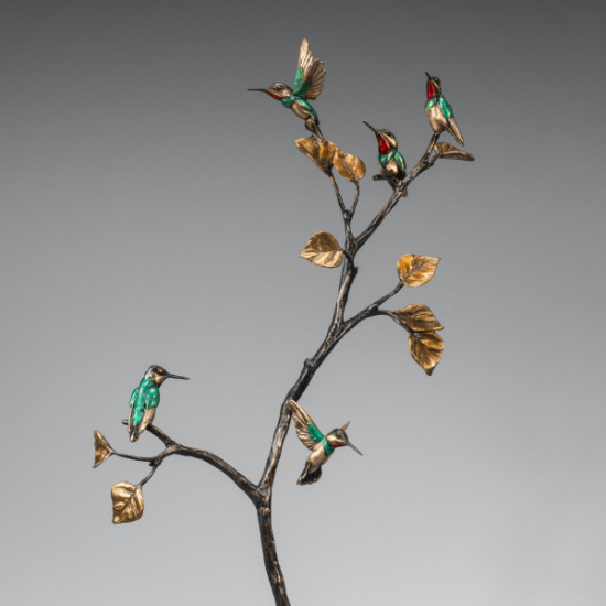 Bryce Pettit - Hummingbirds (freestanding)