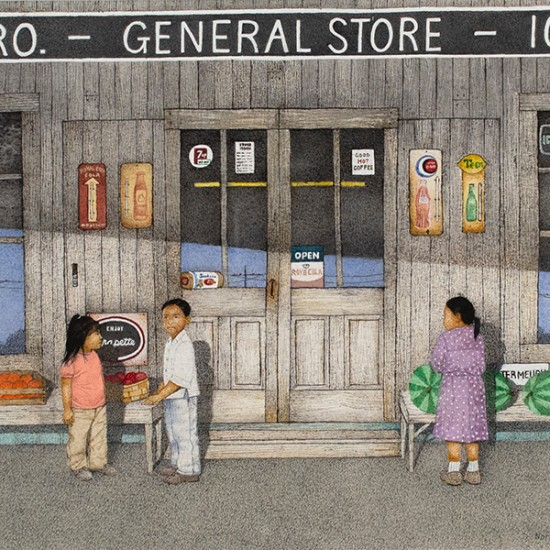 Norma Howard - Untitled (General Store)