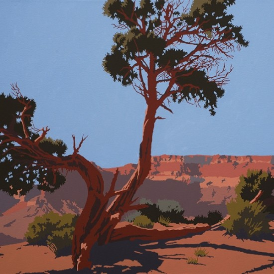 Billy Schenck - The Old Piñon