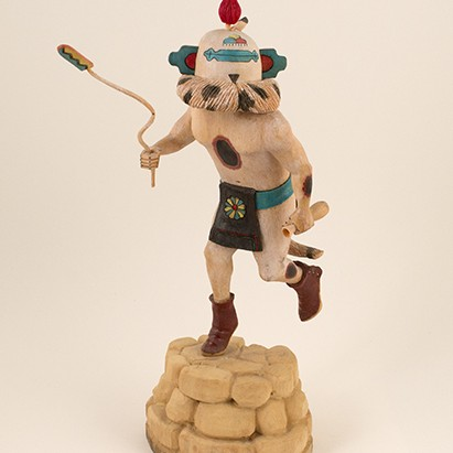 David Jensen - Hopi Runner Kachina