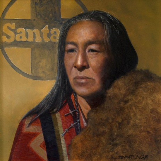 Roseta Santiago - The Buffalo Robe
